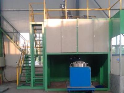 粉末冶金自动配料系统