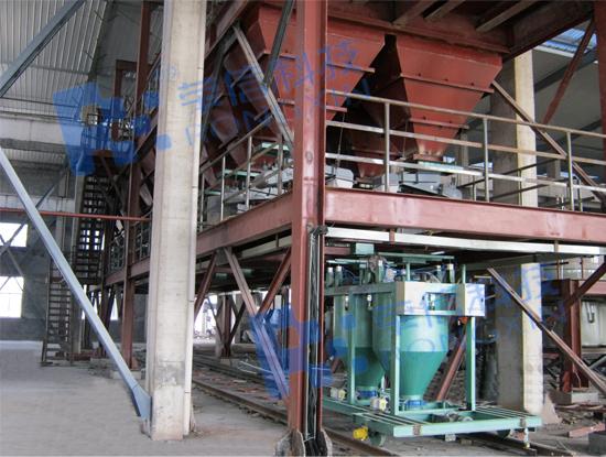 陕西龙门钢铁耐材分公司