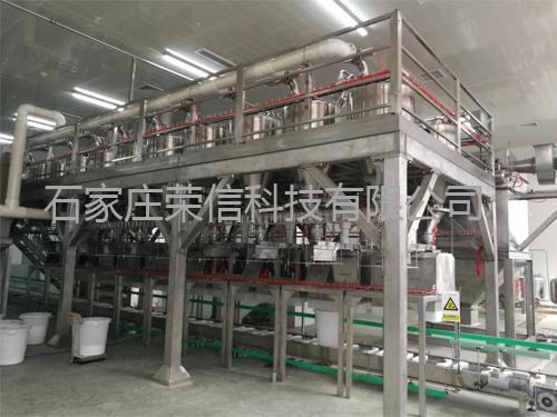 食品行业自动配料系统